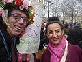 Carnaval des Femmes 2015 - P1360711 - Place du Châtelet (Paris).JPG