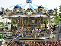 Carousel at Shenley Plaza, University of Pitts...