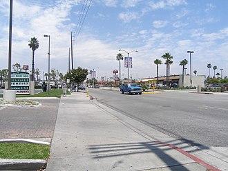 Carson, California - Carson