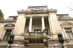 Writers' Union of Romania - Writers' Union of Romania building (Casa Monteoru-Catargi)