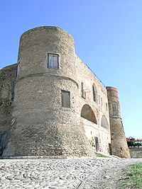 Castle of Bernalda