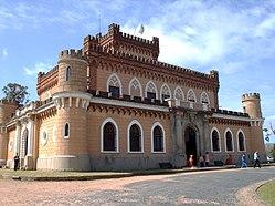 Piria Castle, Piriapolis