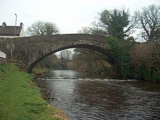 Castledawson - Stone bridge at Bridge Street