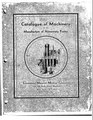 Cataloque of Machinery for the Manufacture of Alimentary Pastes by Consolidated Macaroni Machine Corporation.pdf