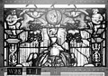 Cathédrale - Vitrail, Chapelle Saint-Joseph, lancette gauche, Légende de saint Romain, cinquième panneau, en haut - Rouen - Médiathèque de l'architecture et du patrimoine - APMH00031269.jpg