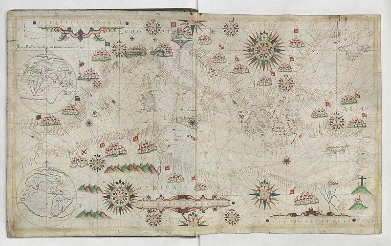 File:Cavallini. Atlas nautique de la Mer Méditerranée et d'une partie de la Mer Noire. 1639.jpg