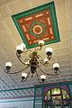 Cedar Point Hotel Breakers - Lights in Lobby (14645451270).jpg