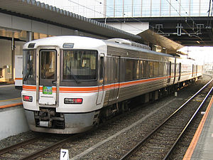 Iida Line - Limited express Inaji