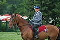 Central Silesian Park - Mounted police 01.jpg