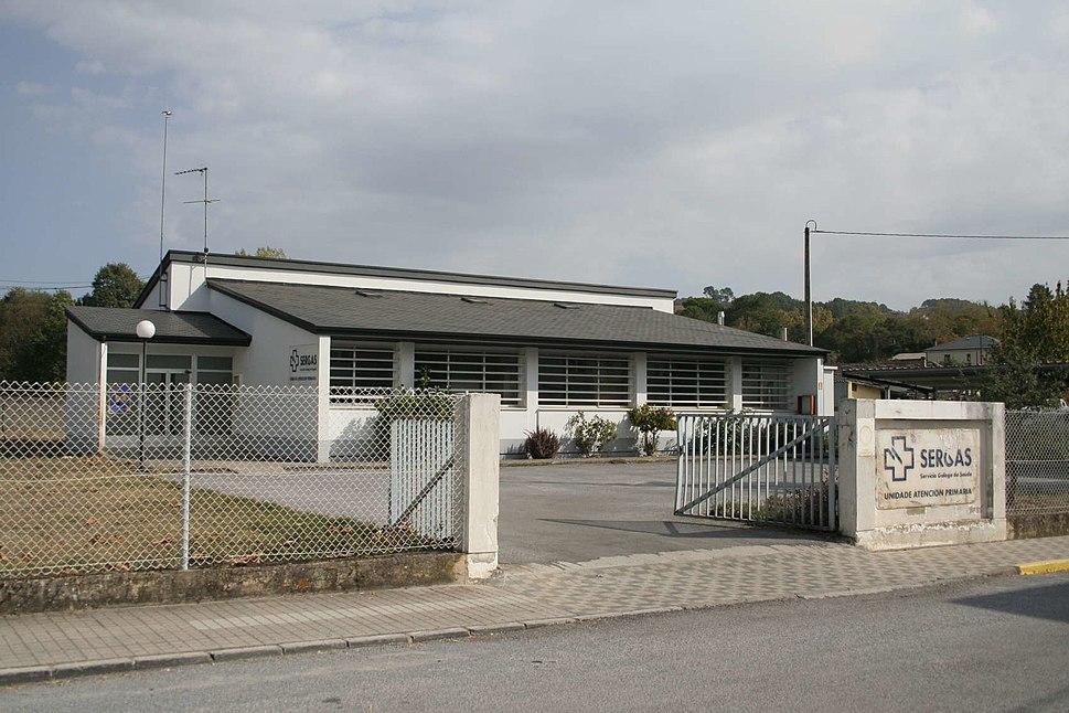 Centro de Saúde da Pobra do Brollón