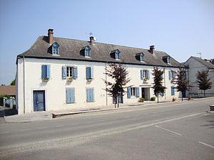 Chéraute - The town hall of Chéraute