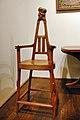 Chaise art nouveau, musée des arts décoratifs, 2010.jpg