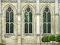 Chapel Windows, Ashridge, Hertfordshire - geograph.org.uk - 319227.jpg