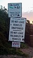 Chapman's Peak Drive sign (01).jpg