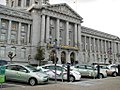Charging stations in SF City Hall 02 2009 01.jpg