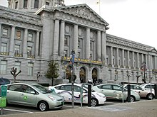 Electric vehicle network - Wikipedia