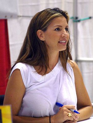 Charisma Carpenter - Carpenter at the Fan Expo 2007 Convention in Toronto