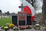 Charleroi - cimetière du Nord - monument aux aviateurs polonais- 01.jpg