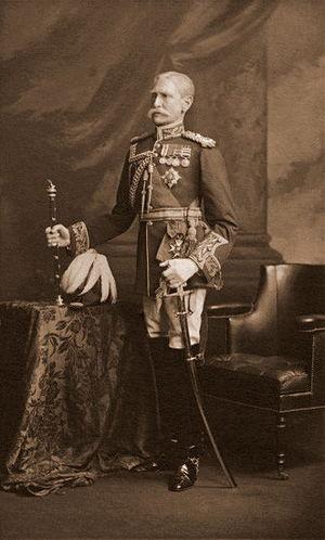 Charles Henry Brownlow - Field Marshal Sir Charles Brownlow c.1900