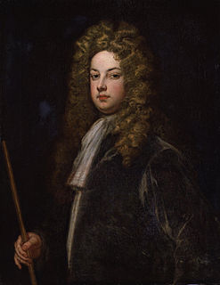 Charles Howard, 3rd Earl of Carlisle English politician and noble (1669-1738)