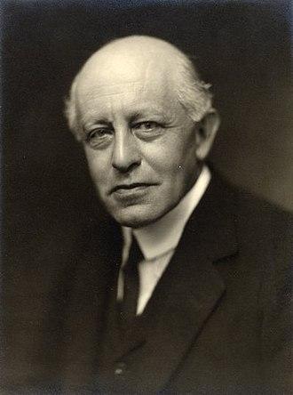 Charles Samuel Myers - Charles Samuel Myers c. 1920
