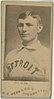Charlie Getzien, Detroit Wolverines, baseball card portrait LCCN2007683777.jpg