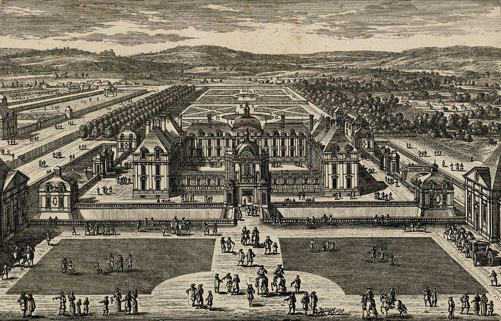 Château de Monceaux