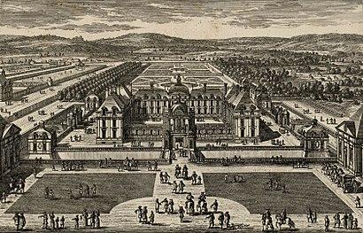 Como chegar até Château de Montceaux com o transporte público - Sobre o local