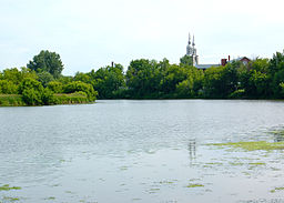 Chateauguay River at Ste Martine, Quebec.jpg