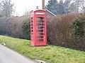 Chattisham Telephone Box - geograph.org.uk - 1175530.jpg