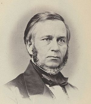 Chauncey L. Knapp - Chauncey L. Knapp, Congressman from Massachusetts.  1859.