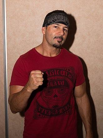 Chavo Guerrero Jr. - Image: Chavo Guerrero at Smash 2016