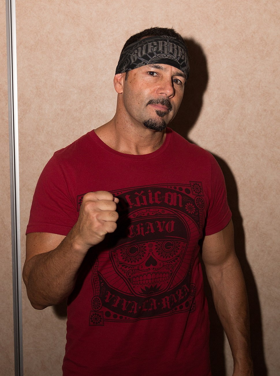 Chavo Guerrero at Smash 2016