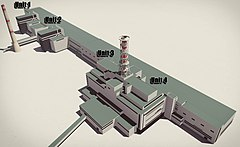 power plant layout fire red chernobyl nuclear power plant wikipedia  chernobyl nuclear power plant wikipedia