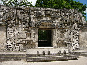 Chicanná - Structure II