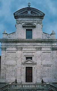 圣玛尔定堂 (锡耶纳)