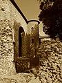 Chiesa di San Salvatore ad Chalchis cosiddetto Palazzo di Teodorico seppia.jpg