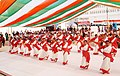 Children performing cultural programmes on the occasion of 60th Independence Day at Indian School Muscat, Oman on August 15, 2006. Earlier, the Ambassador Shri Ashok Kumar Attri unfurled the National Flag on the occasion (1).jpg