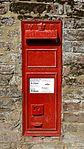 Chillenden Kent England - Victorian wall mounted post box.jpg