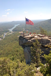 Chimney Rock State Park State park in North Carolina, United States