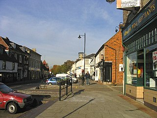Chipping Ongar Human settlement in England