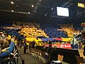 Choreo EWE Baskets Oldenburg Playoffs 2014.jpg