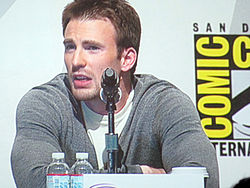 Photo de Chris Evans