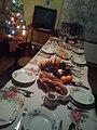 Christmas table in Lowe Silesia in Poland.jpg