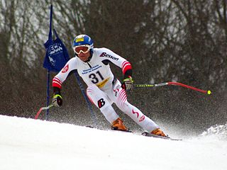 Super-G racing discipline of alpine skiing