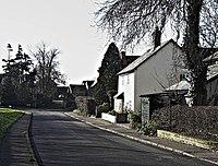 Church St and High St Guilden Morden - geograph.org.uk - 330556.jpg