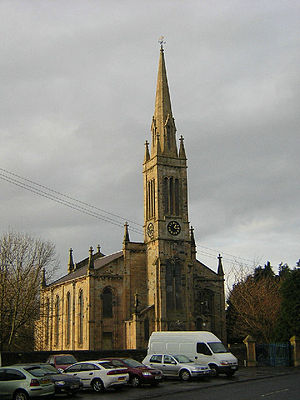 Church in Cambuslang - geograph.org.uk - 96258.jpg