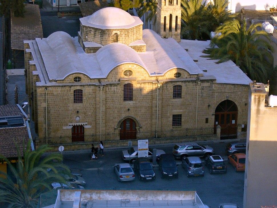 Church of Archangel Michael Trypiots in Nicosia-1