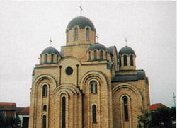 Church of the Holy Trinity in Parteš