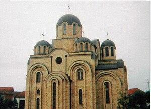 Parteš - Church of the Holy Trinity in Parteš